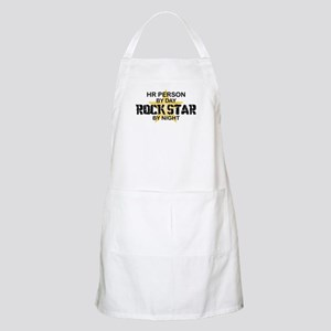 HR Rock Star by Night BBQ Apron