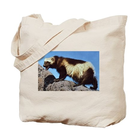 Wolverine Photo Tote Bag