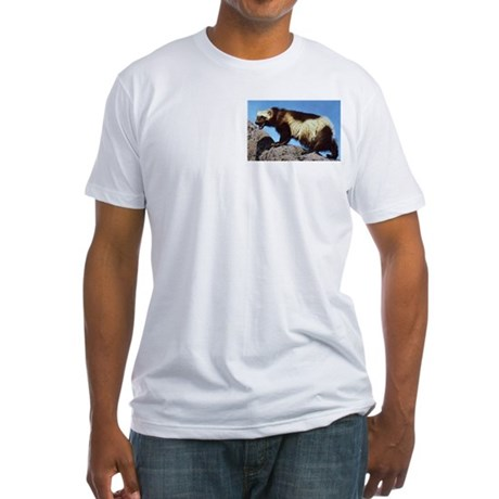 Wolverine Photo Fitted T-Shirt