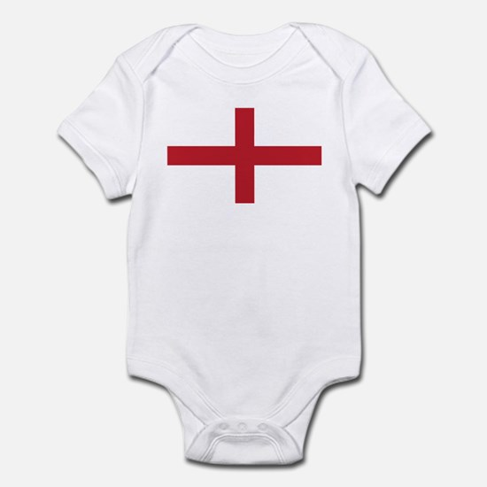 Flag of England Infant Bodysuit