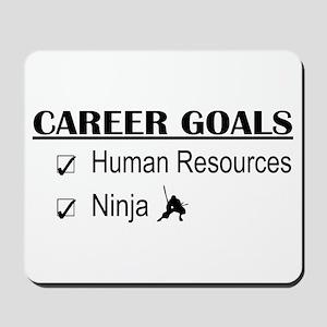 HR Career Goals Mousepad