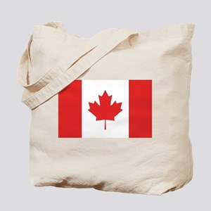 Flag of Canada Tote Bag
