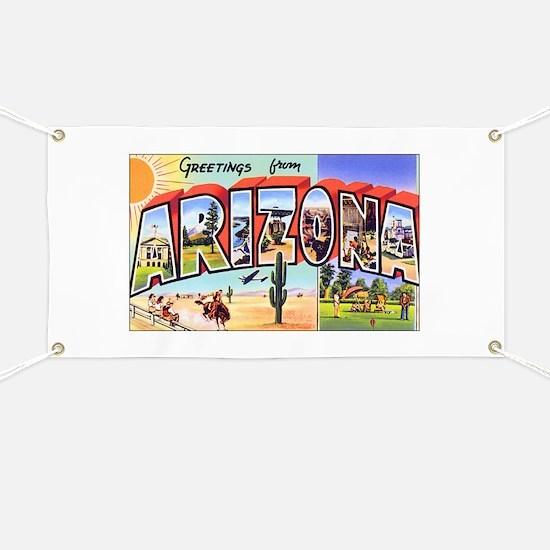 Arizona Greetings Banner