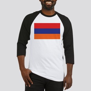 Flag of Armenia Baseball Jersey