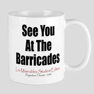 Les Miserables 2008 Mug