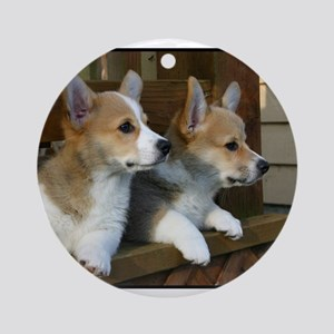 Double Trouble! Keepsake (Round)