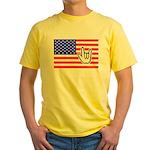 ILY Flag Yellow T-Shirt