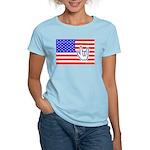 ILY Flag Women's Light T-Shirt