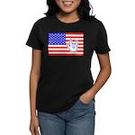 ILY Flag Women's Dark T-Shirt