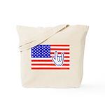 ILY Flag Tote Bag