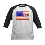 ILY Flag Kids Baseball Jersey