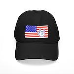 ILY Flag Black Cap