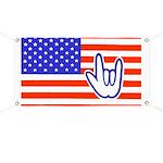 ILY Flag Banner