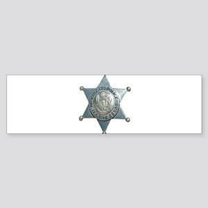 Chicago, Illinois Police Dete Bumper Sticker