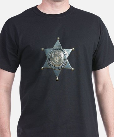 Chicago, Illinois Police Dete T-Shirt