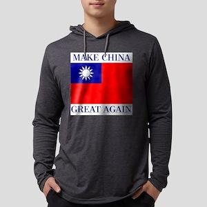 MAKE CHINA GREAT AGAIN Long Sleeve T-Shirt