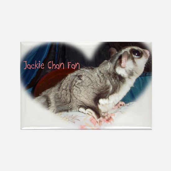 Funny Sugar glider Rectangle Magnet