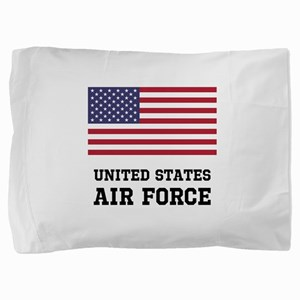 United States Air Force Pillow Sham