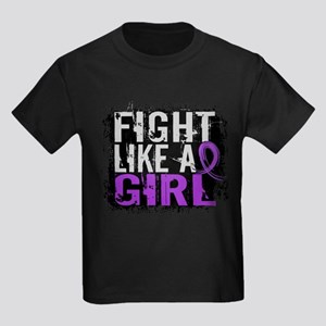 Licensed Fight Like a Girl 31.8 Epil T-Shirt