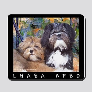 Free Spirit Puppies Mousepad