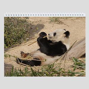 Giant Panda Wall Calendar