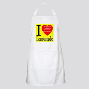 Support Pediatric Cancer Research BBQ Apron