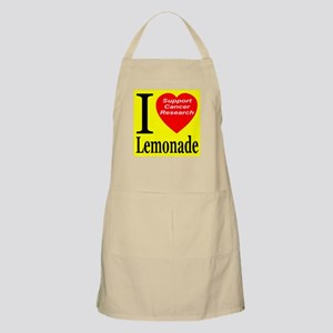 Support Cancer Research BBQ Apron