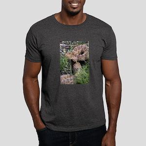 Rattlesnake Photo Dark T-Shirt