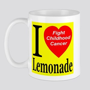 Fight Childhood Cancer Mug