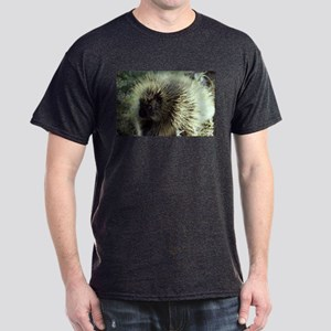 Porcupine Photo Dark T-Shirt