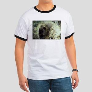 Porcupine Photo Ringer T