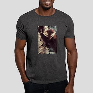 Pine Marten Photo Dark T-Shirt