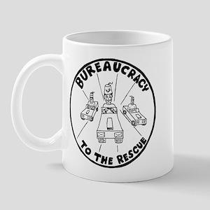 Bureaucracy To The Rescue! Mug