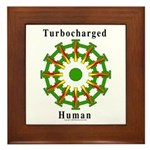 Turbocharged Human Framed Tile