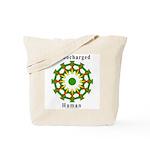 Turbocharged Human Tote Bag