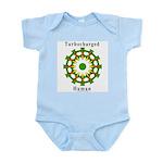 Turbocharged Human Infant Bodysuit