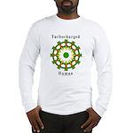 Turbocharged Human Long Sleeve T-Shirt