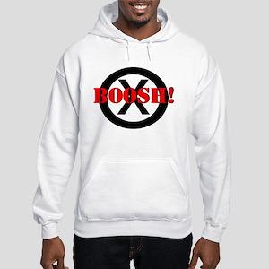 Frisky Dingo- BOOSH! Hooded Sweatshirt