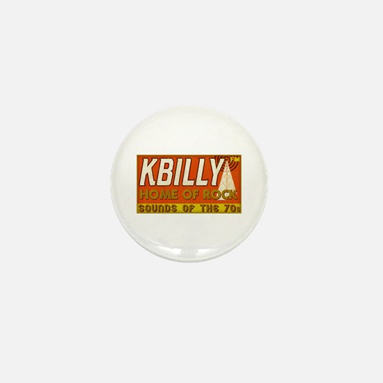 KBILLY Rock Mini Button