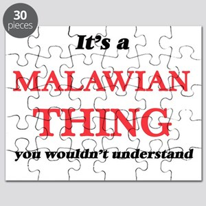 It's a Malawian thing, you wouldn't Puzzle