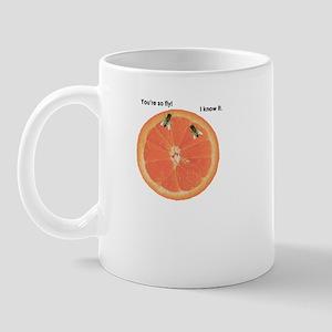 Cool and Flirty Fly Mug