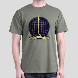 Por la razon o la Fuerza Dark T-Shirt