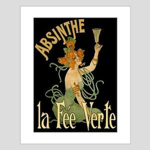 La Fee Verte Small Poster