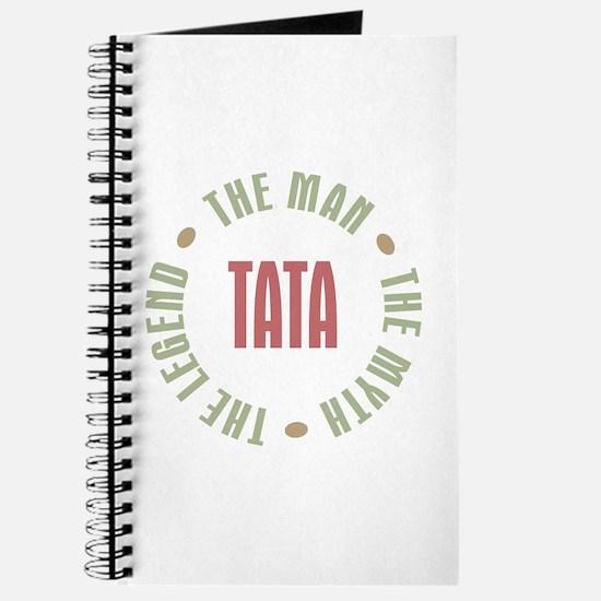 Tata Czech Dad Man Myth Legend Journal