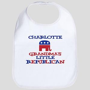 Charlotte - Grandma's Republi Bib
