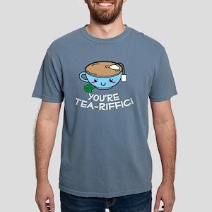 You're Tea-riffic! Tea cup pun T-Shirt