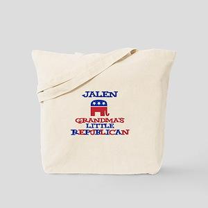 Jalen - Grandma's Republican Tote Bag