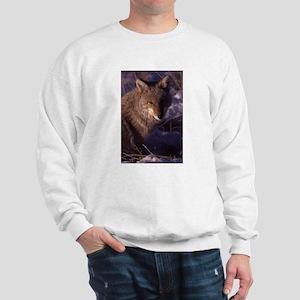Coyote Photo Sweatshirt