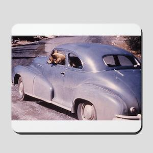 Bear Driving Photo Mousepad