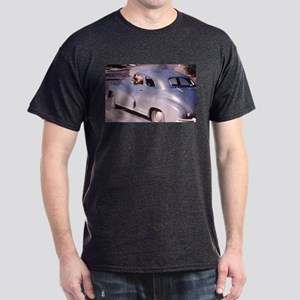 Bear Driving Photo Dark T-Shirt